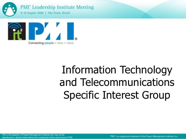 Information Technology                                                             and Telecommunications                 ...