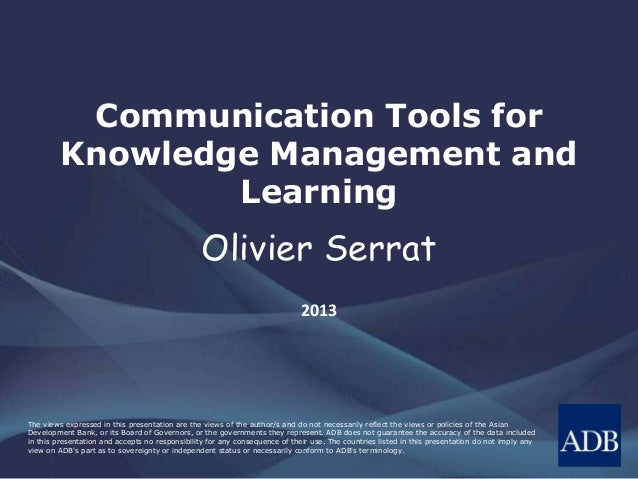 management communication and knowledge All about knowledge management strategy and strategic initiatives a look at km strategy in regard to culture, systems, structures, and competencies.