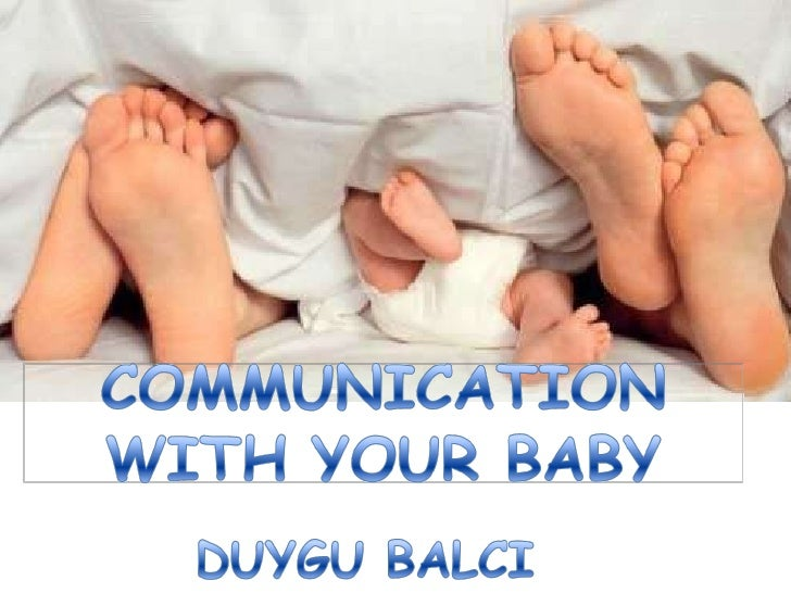 Communication With Babies
