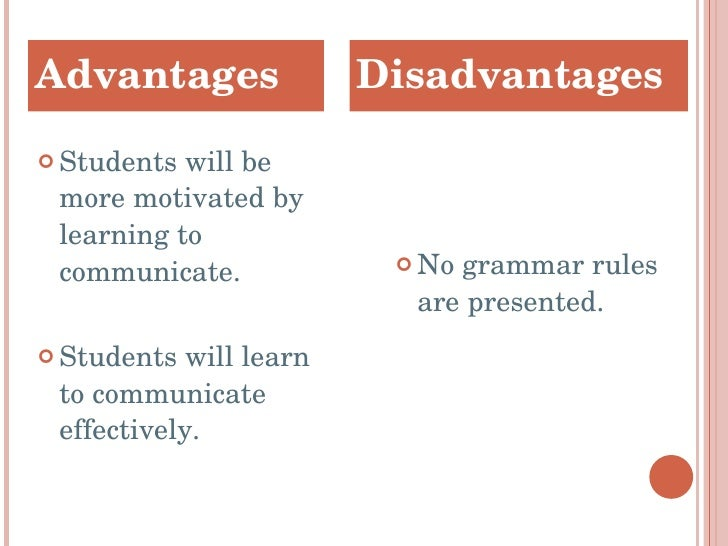 advantages and disadvantages of learning a second language What are the advantages to studying english as a second language for the advantages of learning english language as you for _a_ second time a second language.