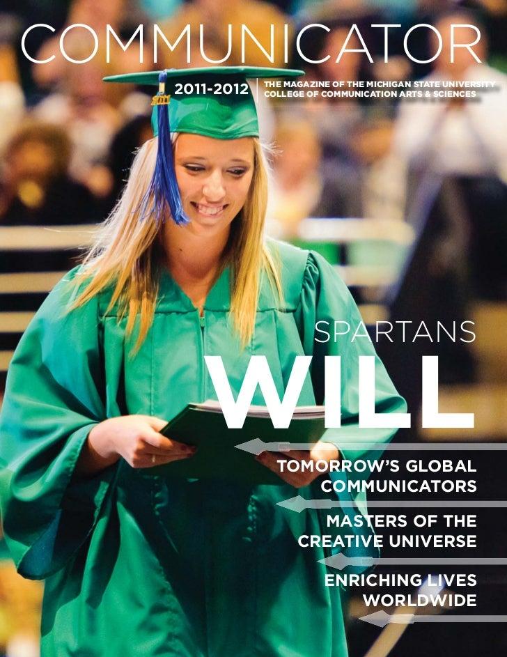 2011 Communicator magazine