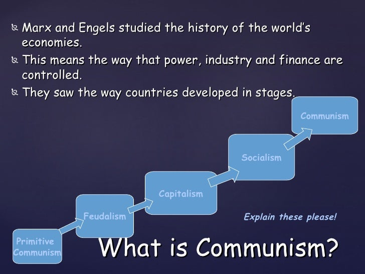 an introduction to the stages of capitalism Adam smith's stages of history  introduction according to adam  marxist terms, the transition from feudalism to capitalism).