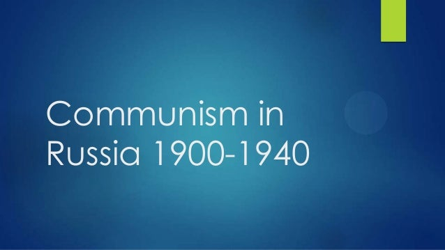 russia under stalin essay