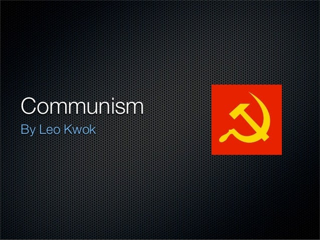 Communism Project (Leo)