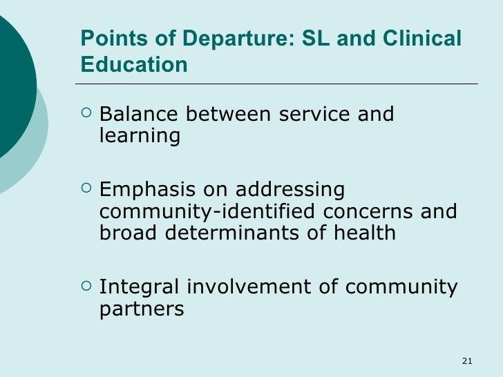 Essays On Community Service