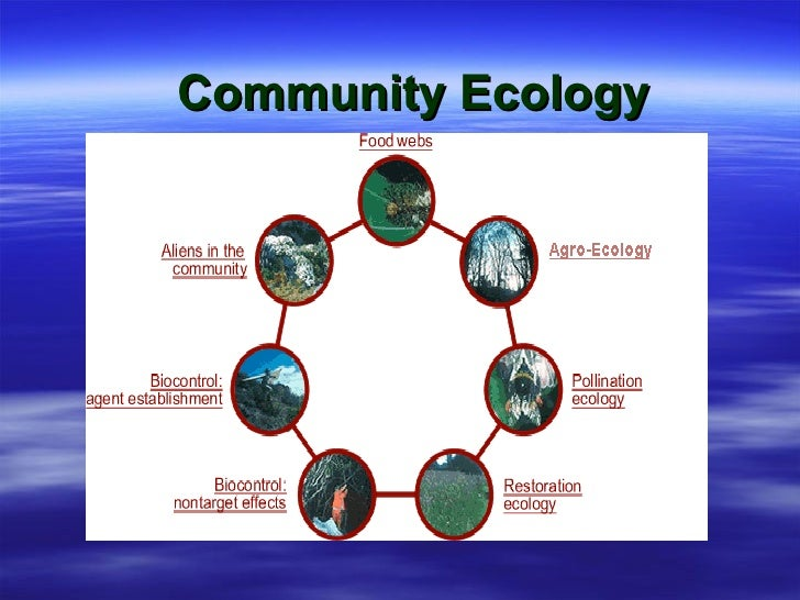 Ecology Diagram For Biology | Free Download Wiring Diagram Schematic