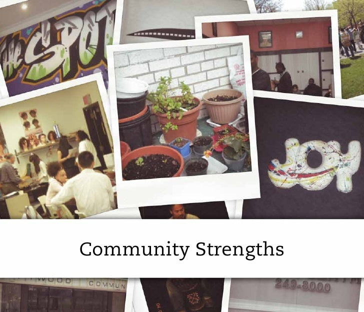 Community Strengths