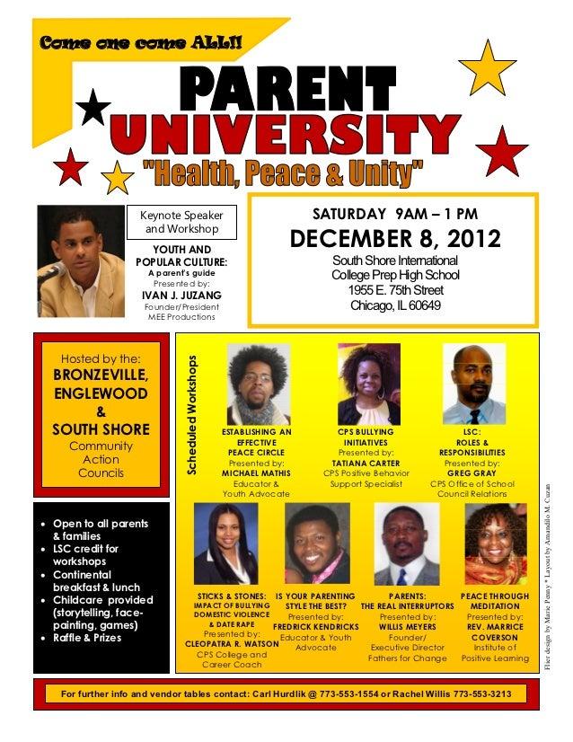 Come one come ALL!!                    Keynote Speaker                                      SATURDAY 9AM – 1 PM           ...
