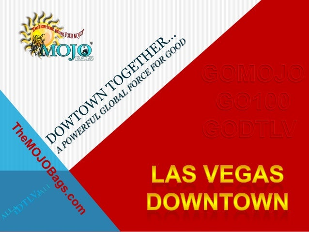 Community capacity proposal gomojo for WORLD CHANGE FROM DTLV