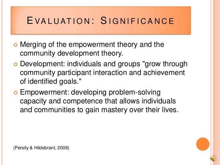 empowerment theory