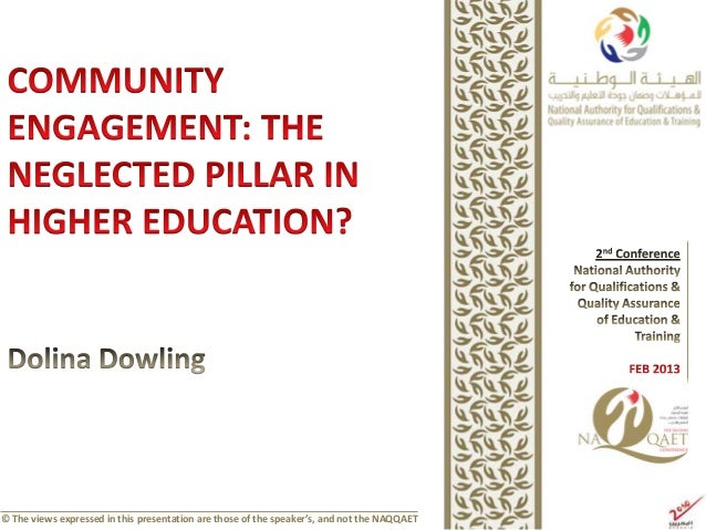 Community engagement    dr dolina - day 1 - session2