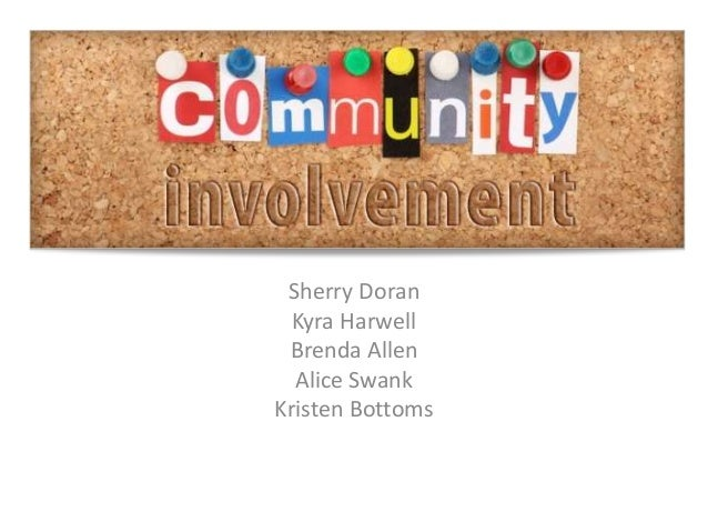 Community inv.