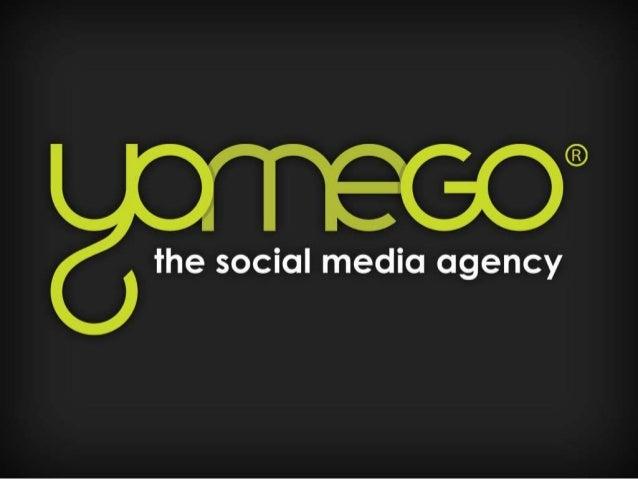 Douglas Wilson Community Executive, Yomego @dougw_yomego @mrmanwich
