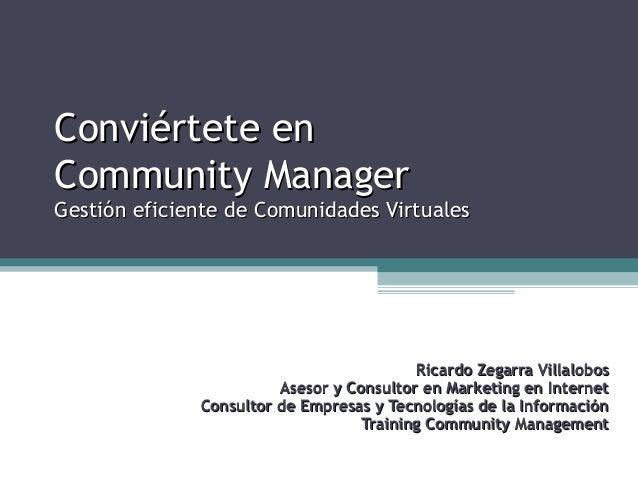 Communitymanager universidadsanpablo
