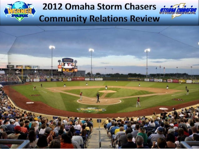 Omaha Storm Chasers' Community Relations 2012 Review