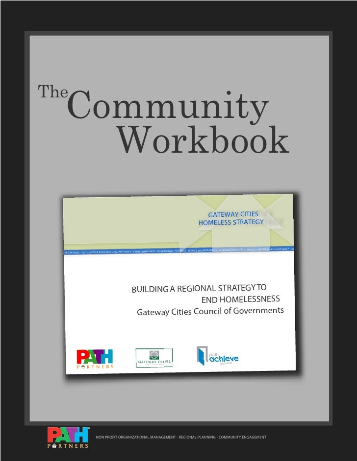 Community The   A Workbook                                                                                                ...