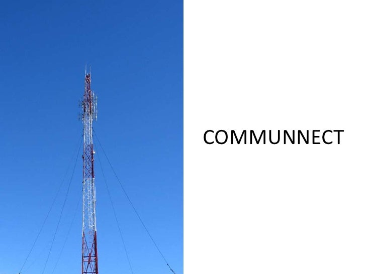 COMMUNNECT<br />