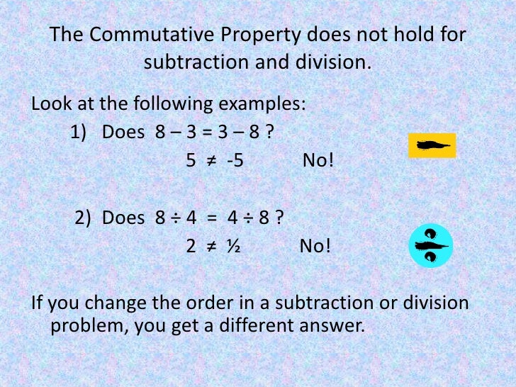 Commutative And Associative Properties