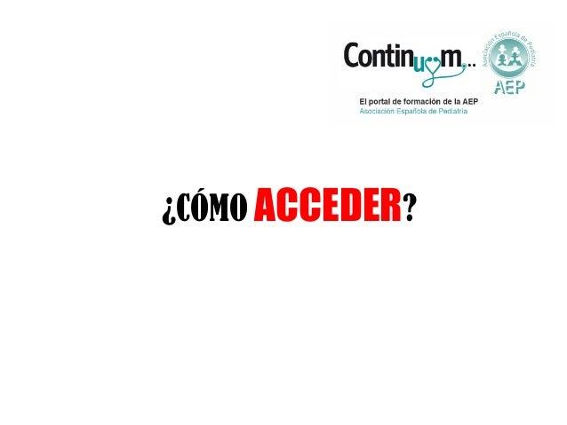 Continuum AEP