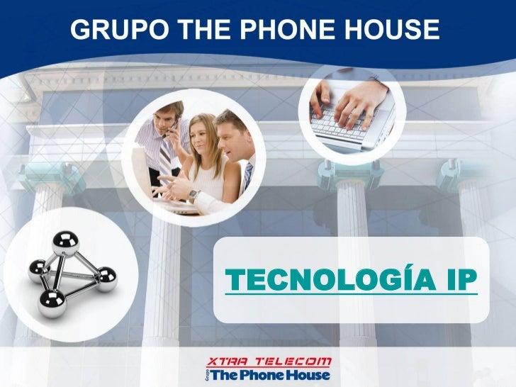 TECNOLOGÍA IP