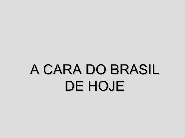 Como chargista ve o brasil