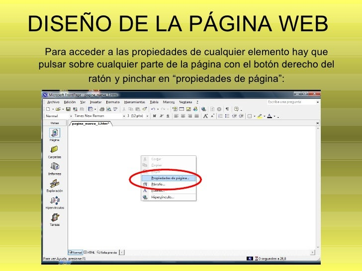 Como crear paginas web Crear website