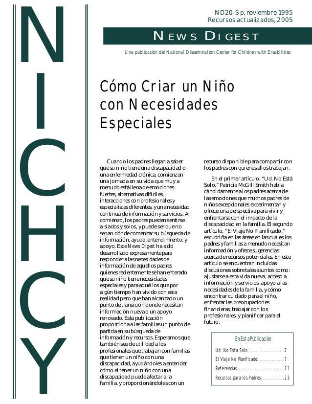 N                                                         ND20-Sp, noviembre 1995                                         ...