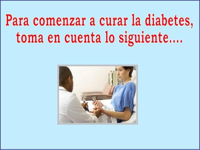 Como Curar La Diabetes Tipo 2