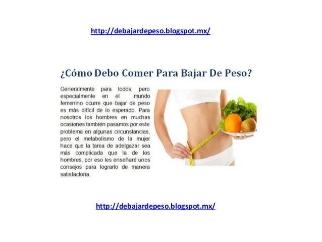 http://debajardepeso.blogspot.mx/  http://debajardepeso.blogspot.mx/