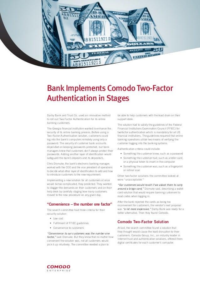 Comodo case study_darbybank