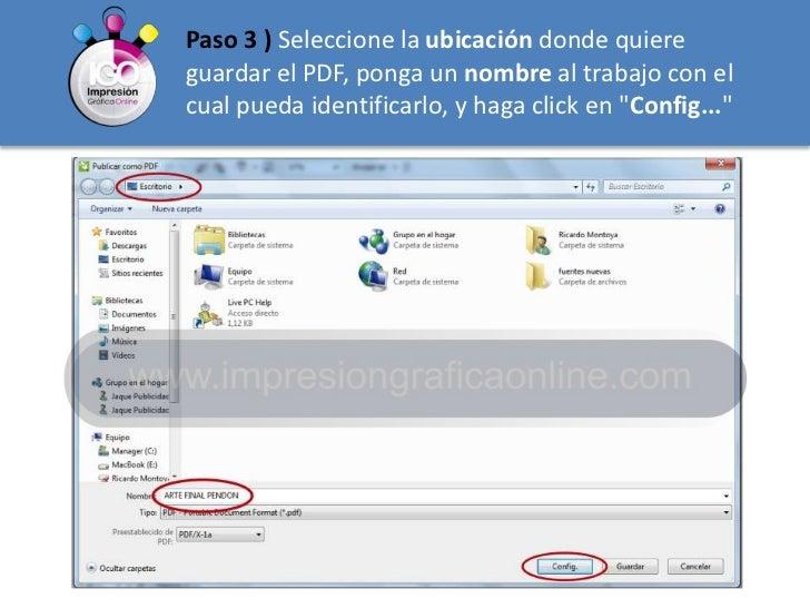 Como copiar y pegar contenido de PDF