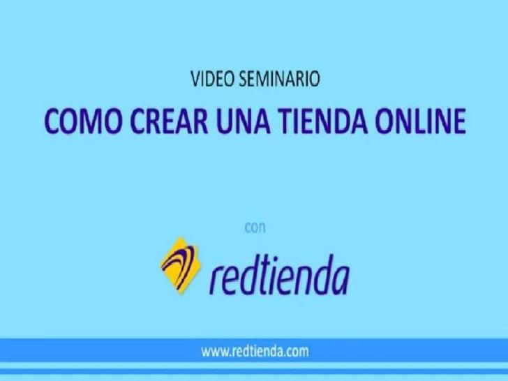 ¿Qué es redtienda?redtienda es el primer software realde eCommerce para negocios enAmérica Latina. Tú usas redtienda parap...