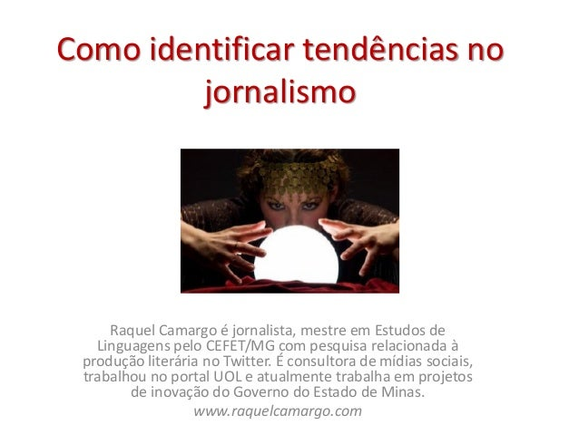 Como identificar tendências no jornalismo