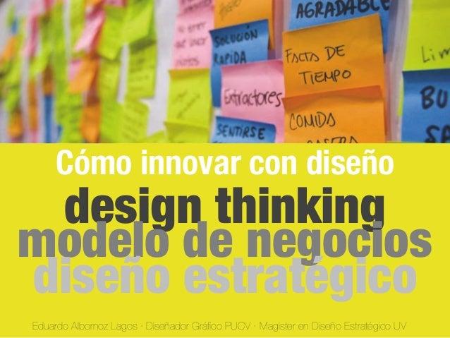 Como innovar con diseño