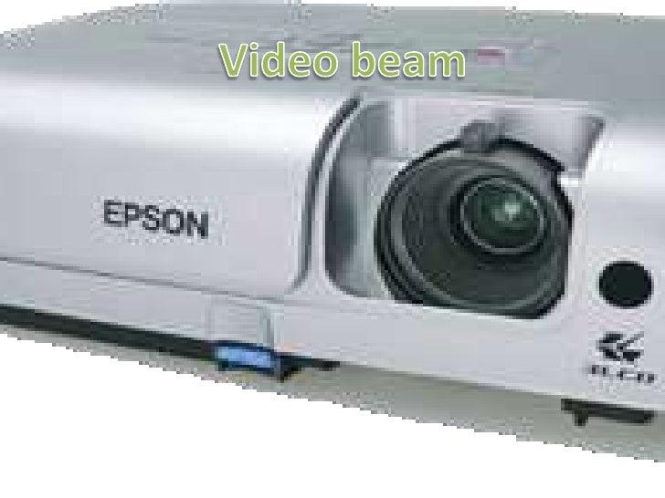 Video beam<br />