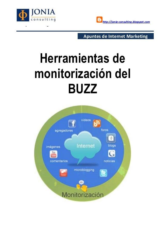 Como monitorizar el BUZZ