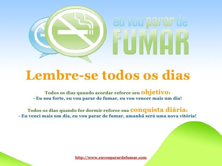 O que com imunidade quando deixado fumando