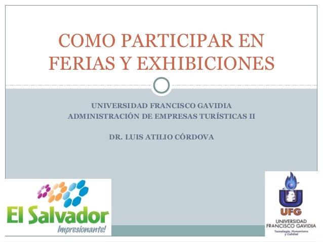 Como participar en_ferias_y_exhibiciones