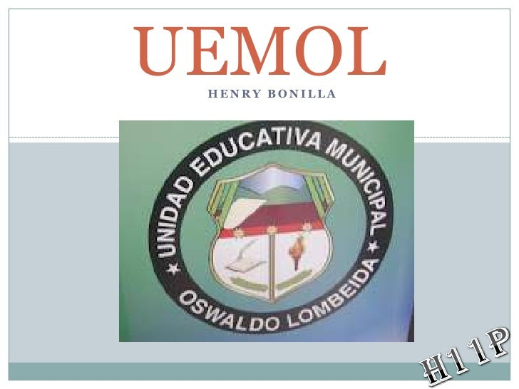 UEMOL HENRY BONILLA