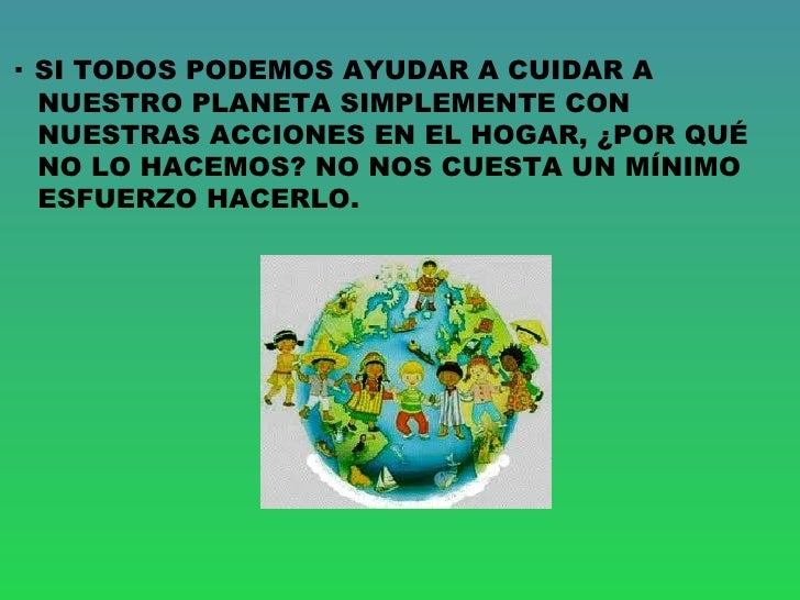 C mo proteger el medio ambiente desde nuestro hogar - Como humidificar el ambiente ...