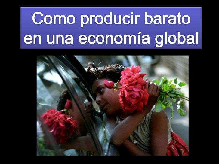 FIN      Trabajo infantil = Esclavitud                 S. XXI¿Es verdad que abolieron la esclavitud?                ¡¡¡NO!...