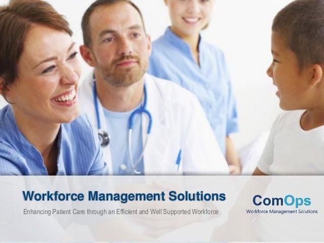 Com ops wfm_health_presentation