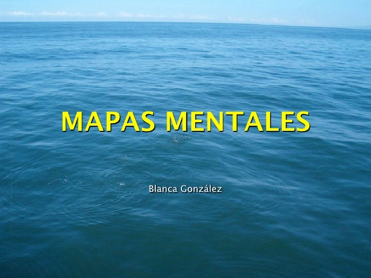 Como realizar un mapa mental
