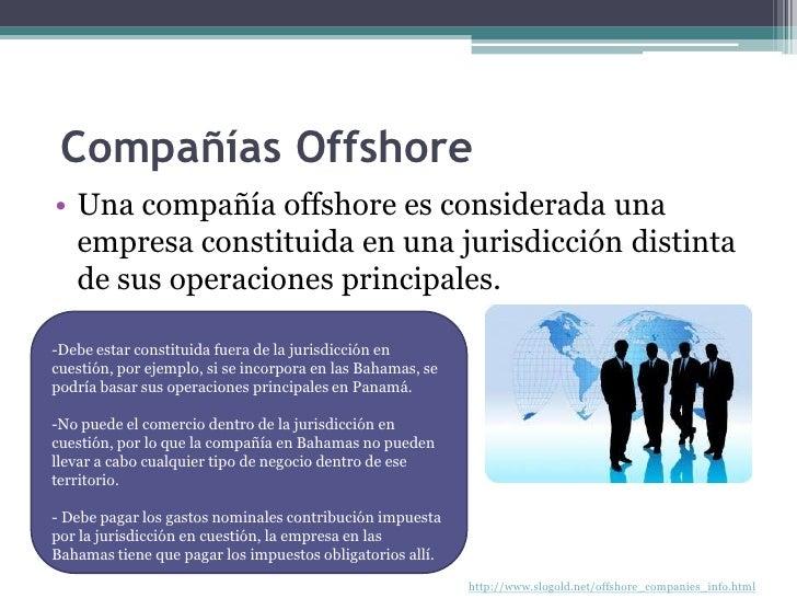 Qué es una empresa offshore y para qué sirve?