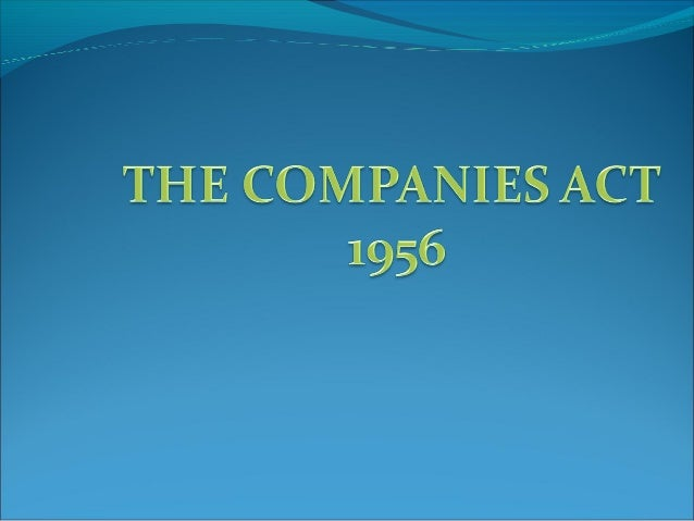 ContentIntroductionDefinitionCharacteristics of A CompanyTypes of company
