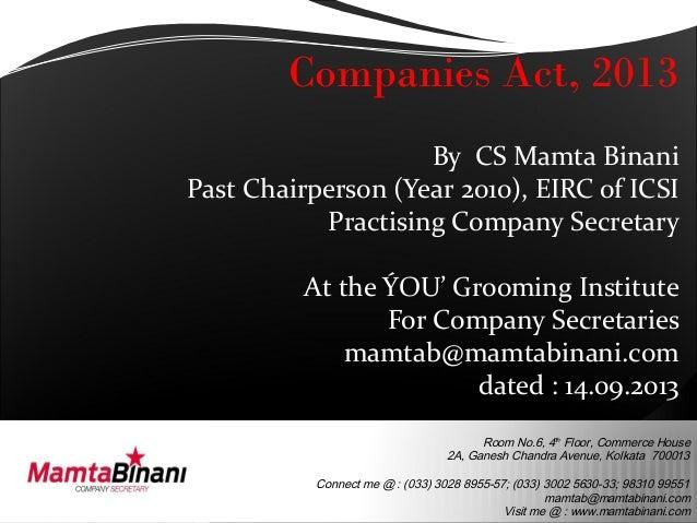 Room No.6, 4th Floor, Commerce House 2A, Ganesh Chandra Avenue, Kolkata 700013 Connect me @ : (033) 3028 8955-57; (033) 30...