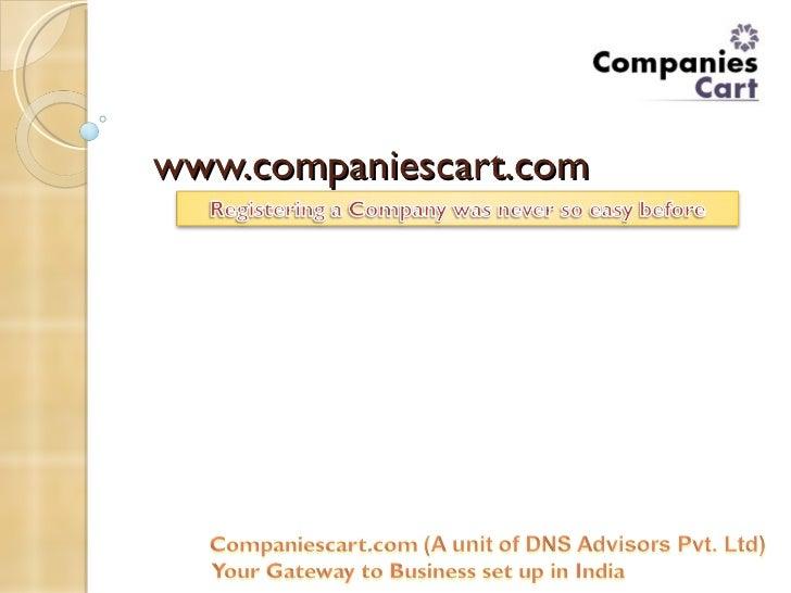 www.companiescart.com