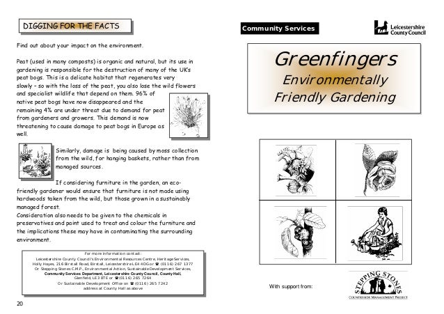 Companion Planting: Greenfingers Environmentally Friendly Gardening - Leicestershire County, United Kingdom