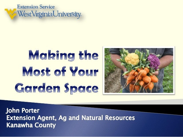 Raised Bed Gardening and Companion Planting - West Virginia University