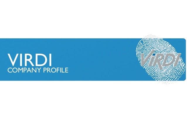 VIRDI Company Profile